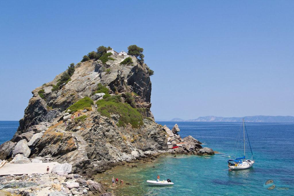 Skopelos Island - visiting a gem in the Aegean