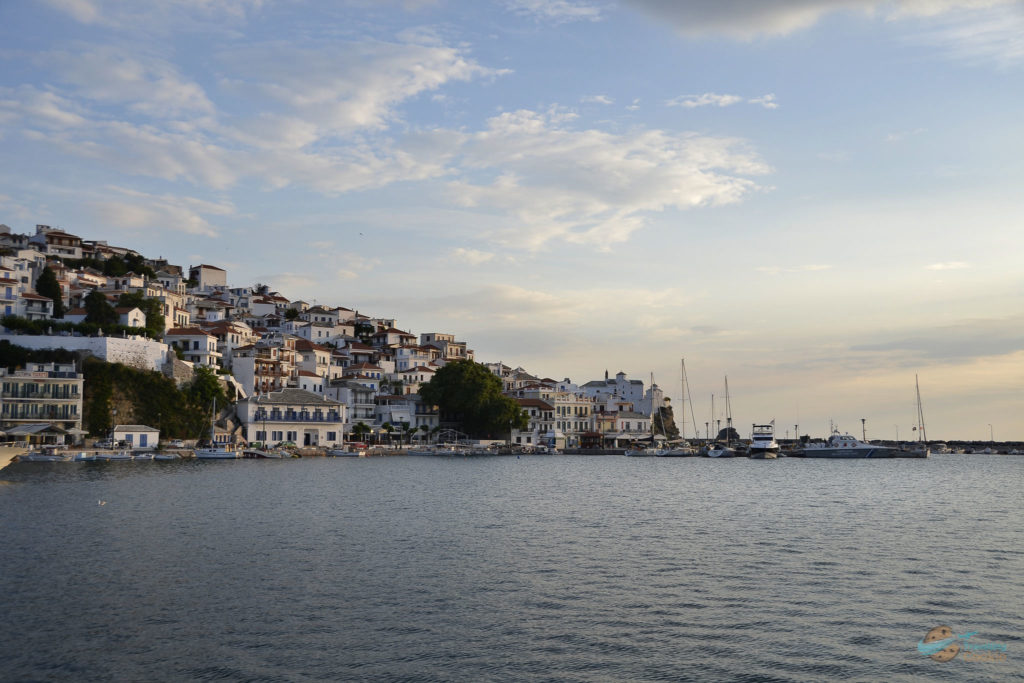 Skopelos Island- visiting a gem in the Aegean